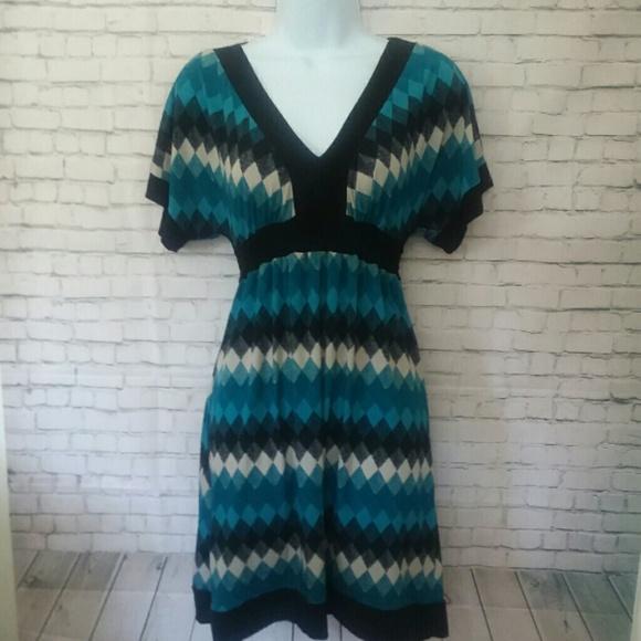 HeartSoul Dresses & Skirts - HEART SOUL stretchy striped dress